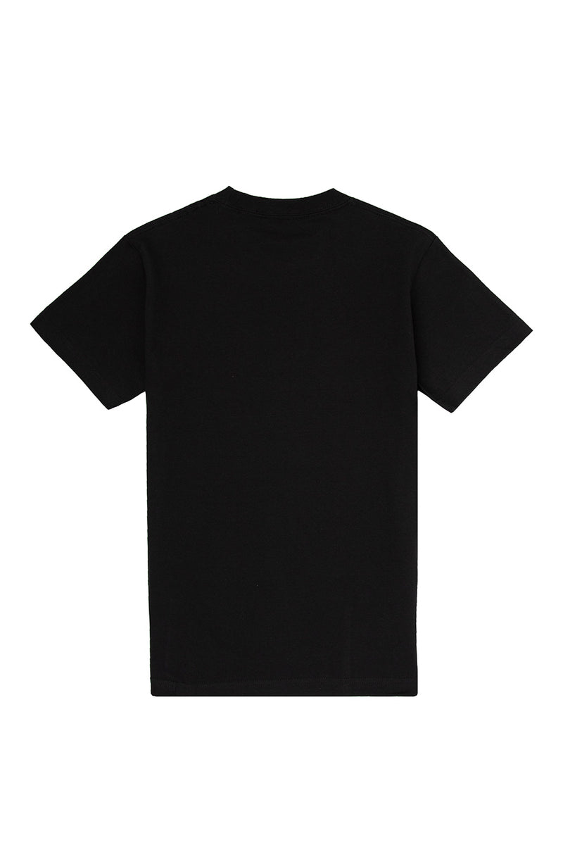 Pleasures - Black Save Yourself T-Shirt | 1032 SPACE