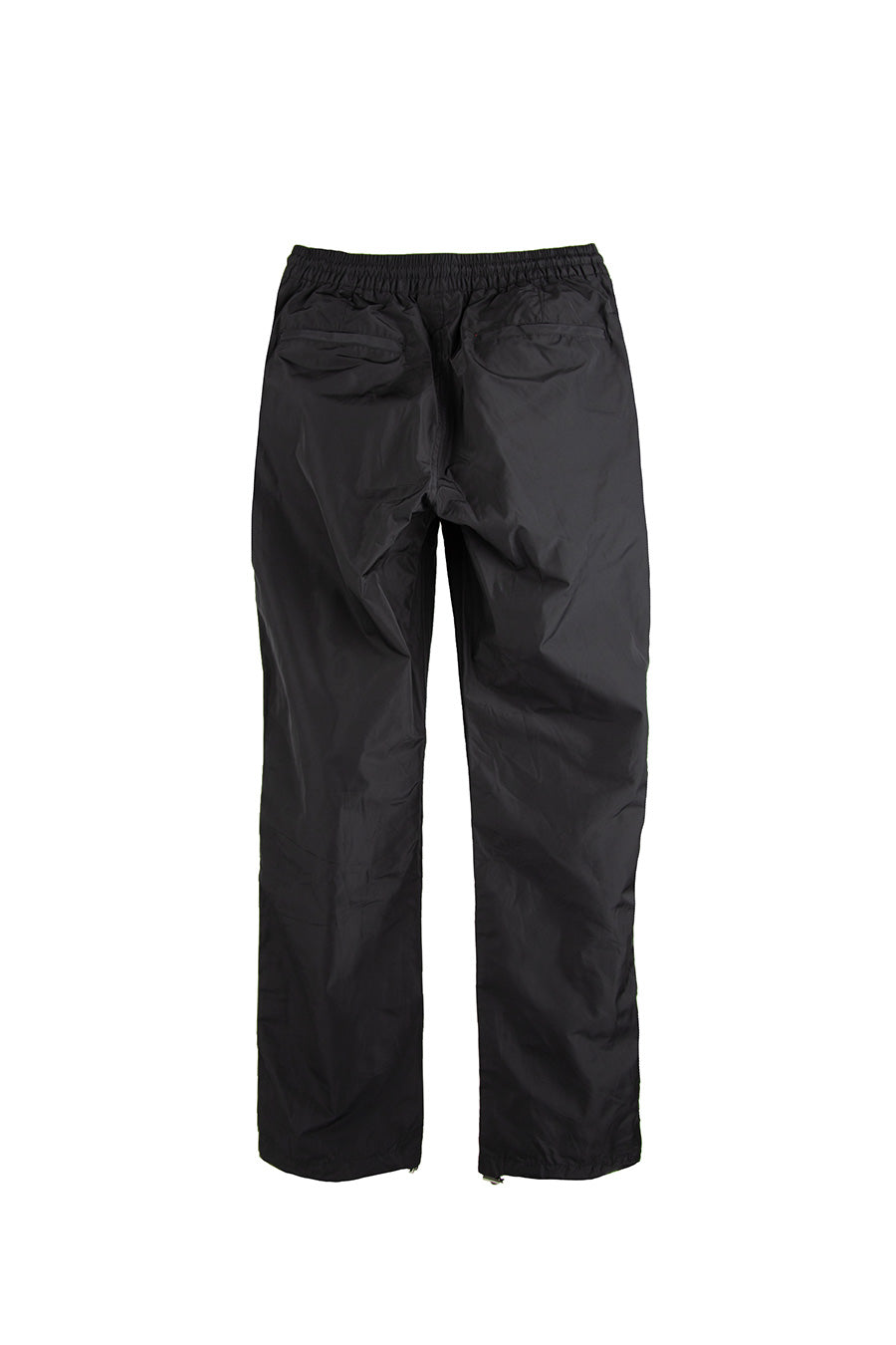 Pleasures - Black Side Zip Track Pant | 1032 SPACE