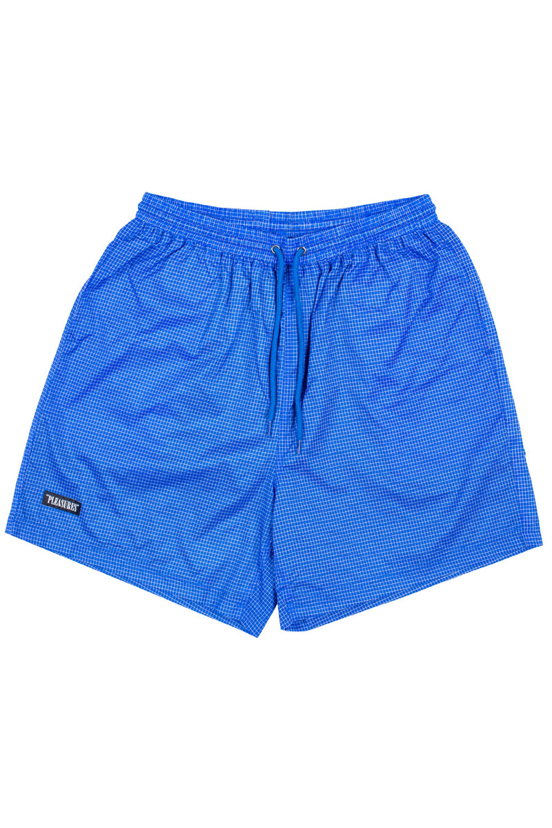 Pleasures - Blue Brick Active Shorts