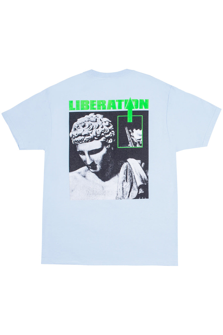 Pleasures - Blue Liberation T-Shirt