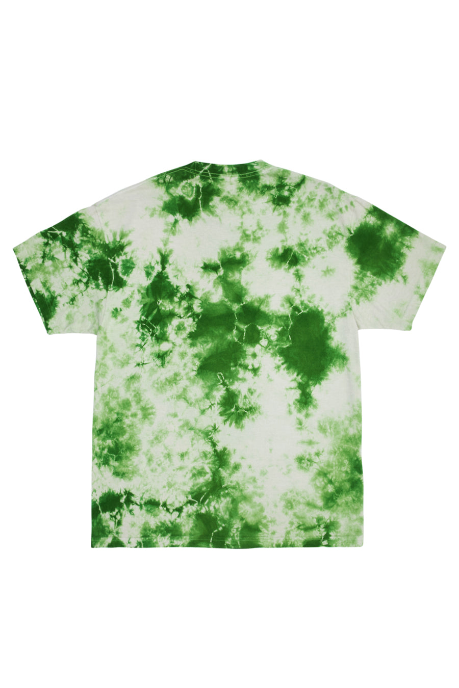 Pleasures - Green Aroma Crystal Dye T-Shirt | 1032 SPACE