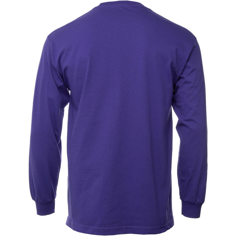 Purple TV Party Long Sleeve T-Shirt