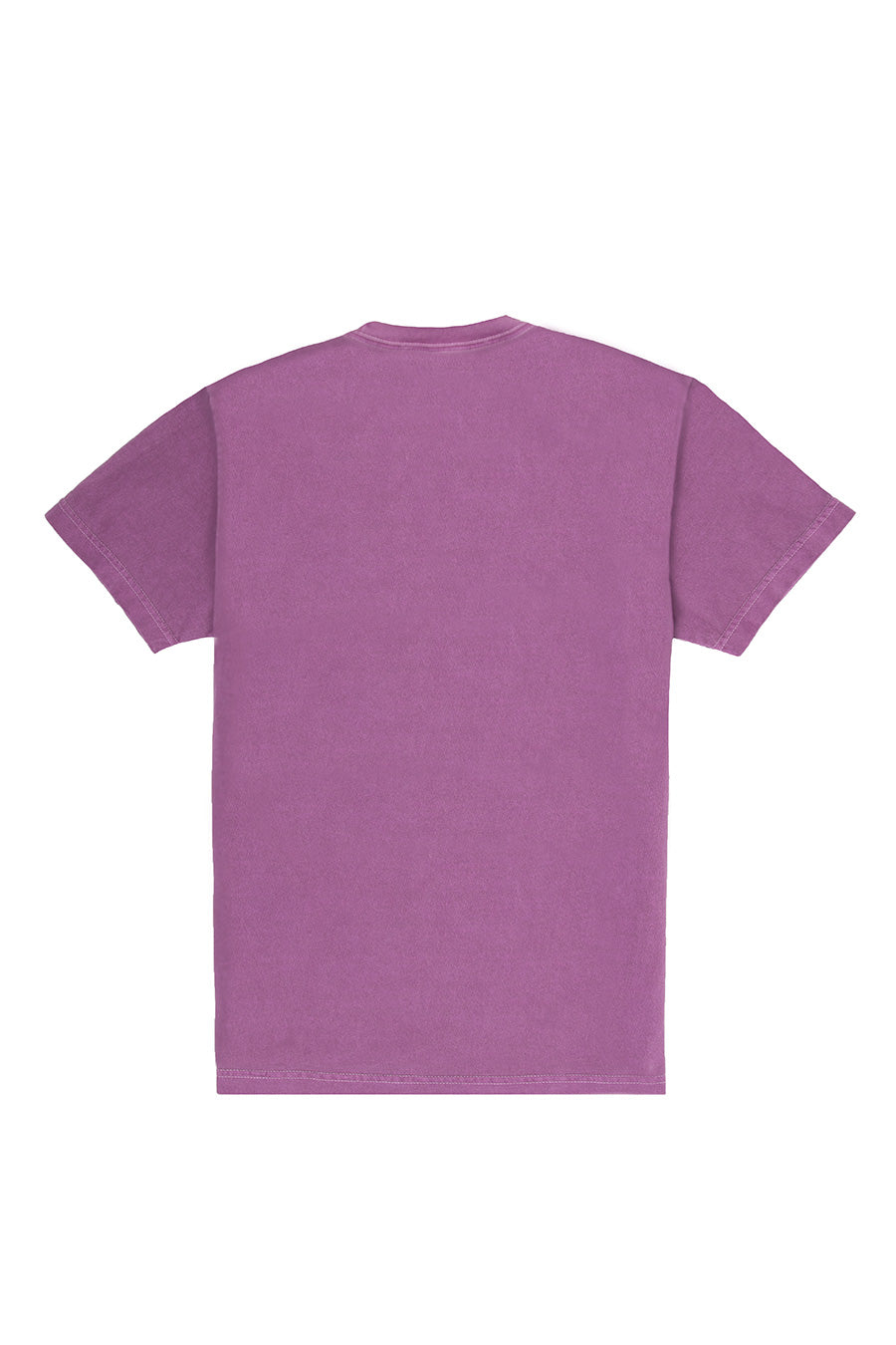 Pleasures - Purple Vile Pigment Dye T-Shirt | 1032 SPACE