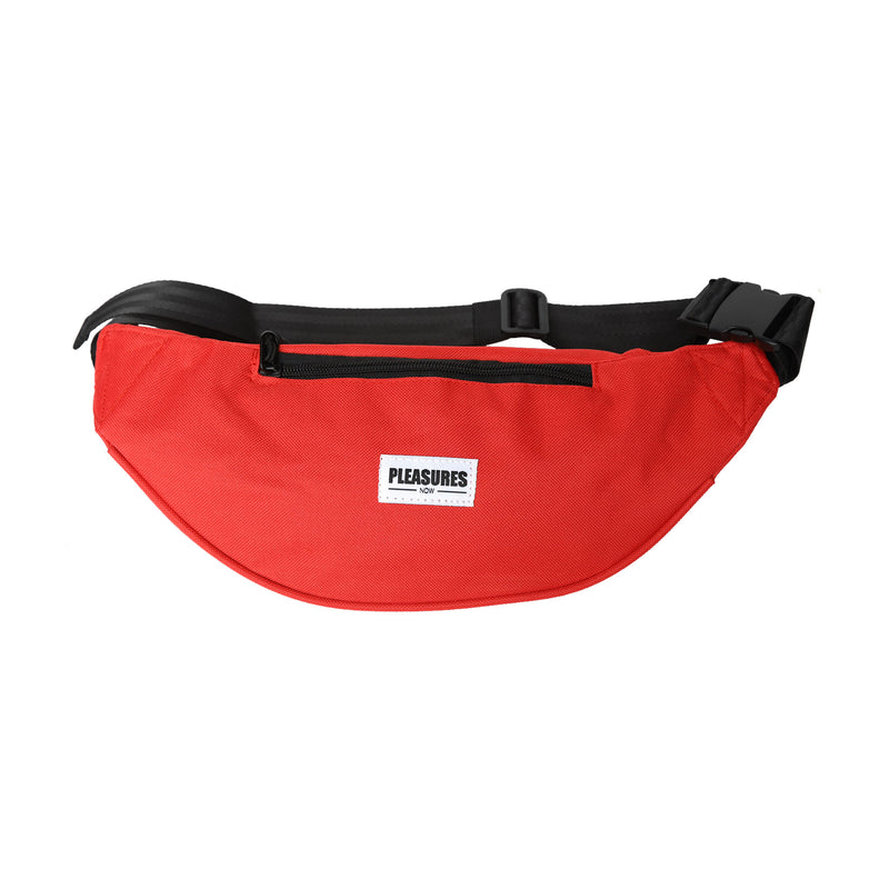 Red Core Logo Waist Bag
