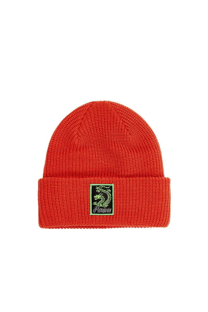 Pleasures - Rust Dragon Beanie | 1032 SPACE