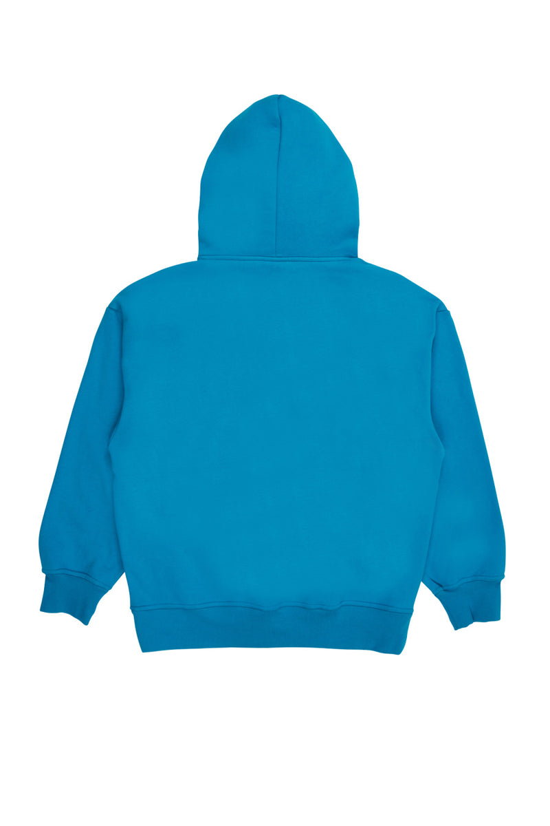 Pleasures - Slate Blue Loveless Hoodie