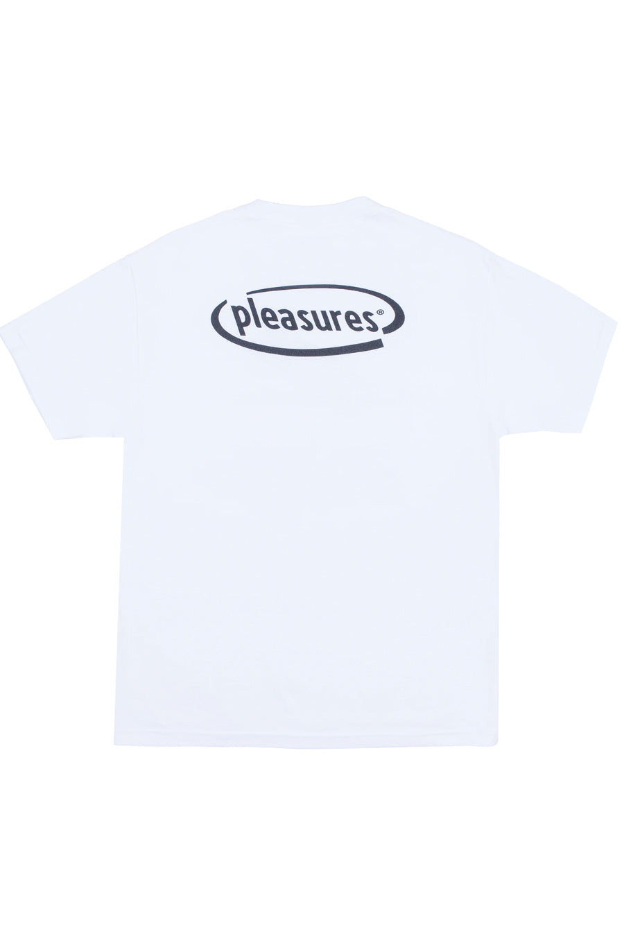 Pleasures - White Happier T-Shirt