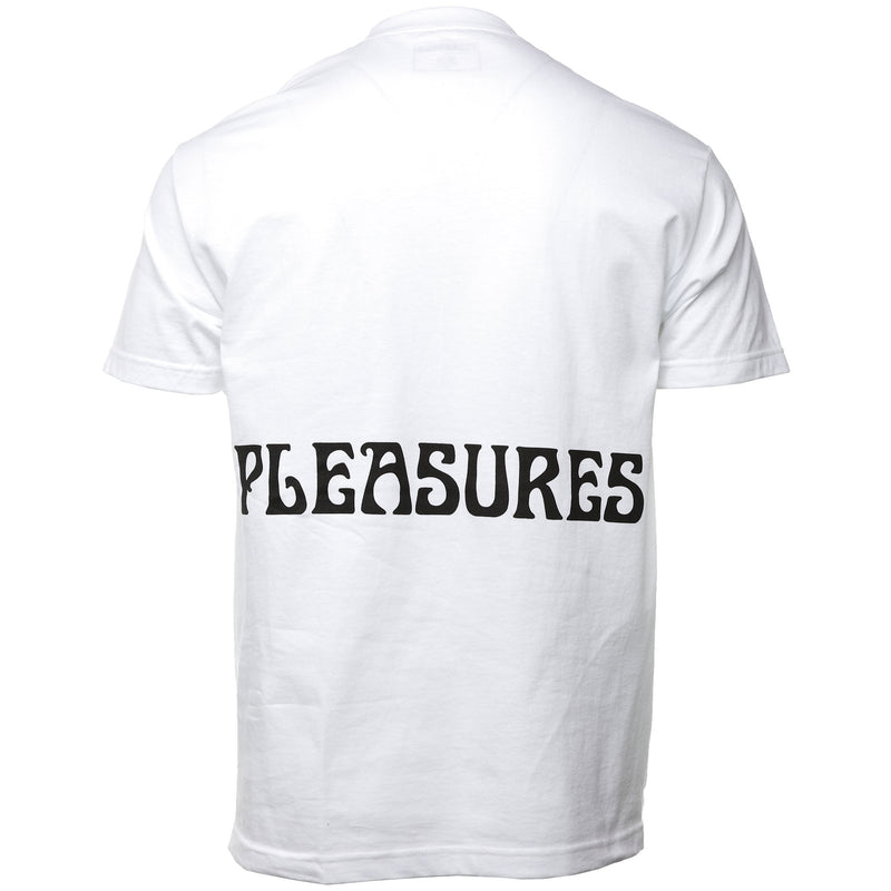 Pleasures - White Human Trait T-Shirt