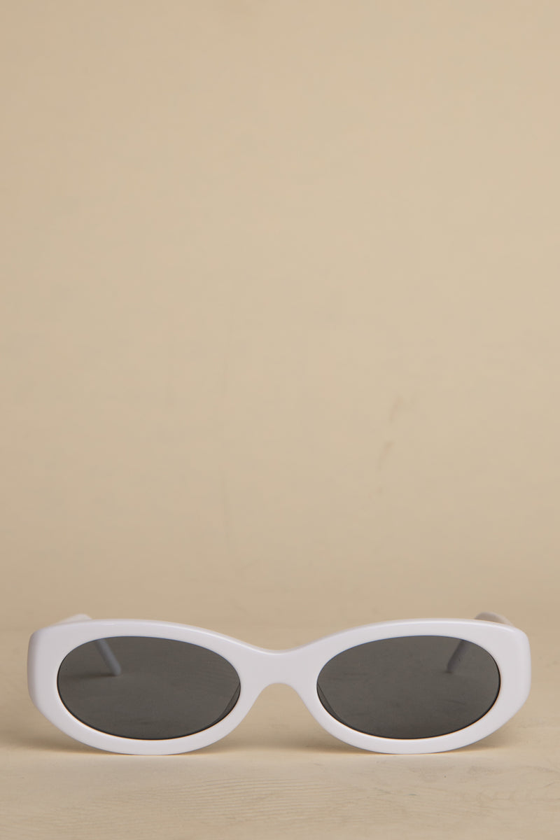 Pleasures - White Lithium Sunglasses