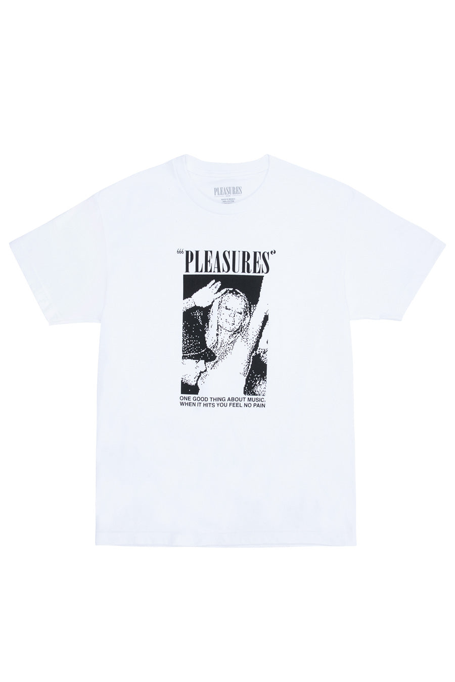 Pleasures - White One Night T-Shirt