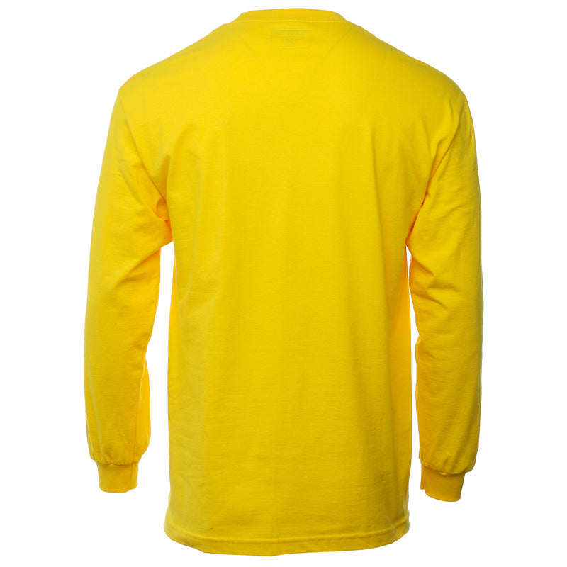 Yellow Killafornia Long Sleeve T-Shirt