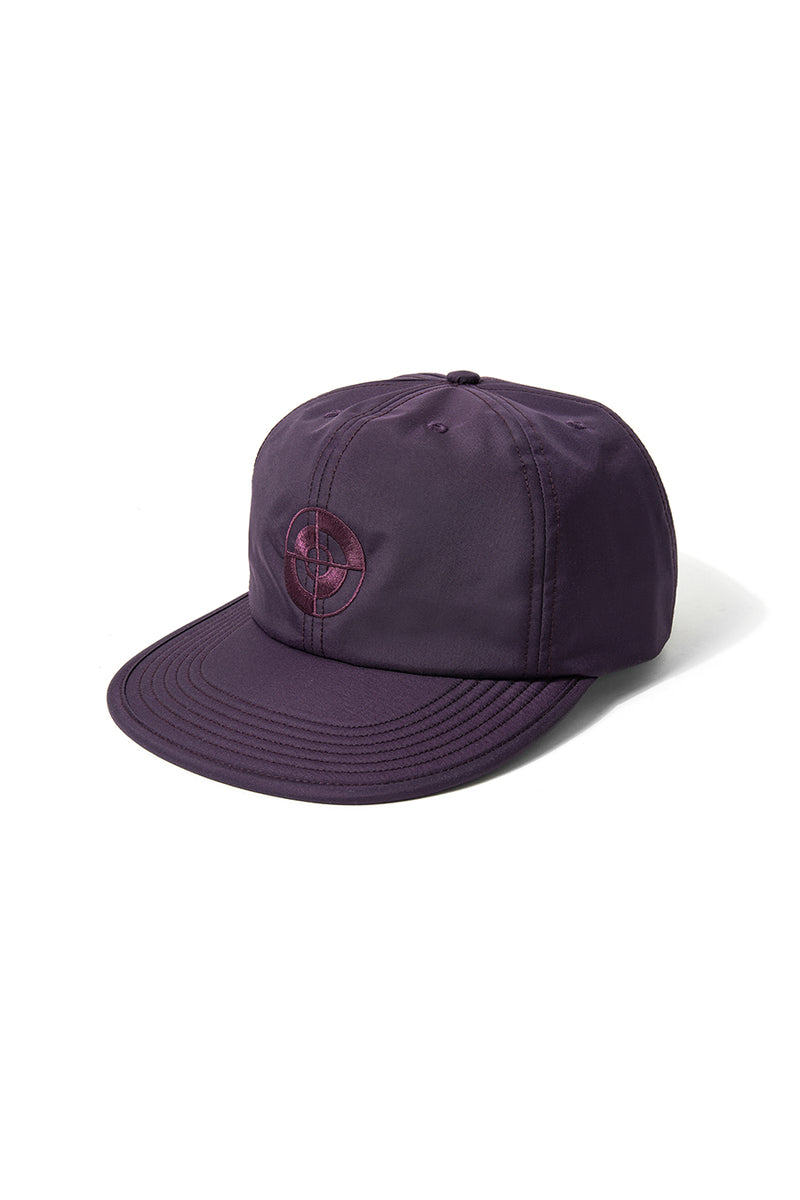 Powers Supply - Plum Target Tech Nylon Hat