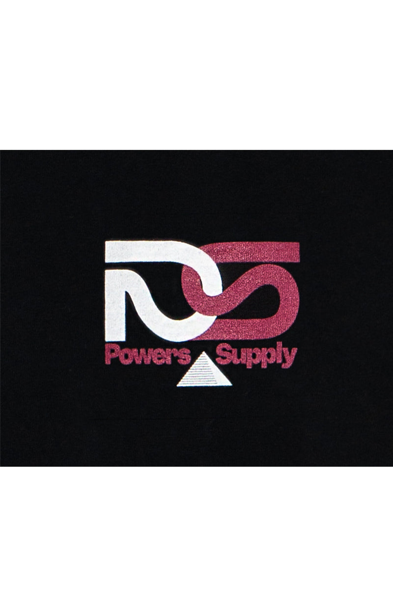 Powers Supply - Black Instant Karma T-Shirt | 1032 SPACE