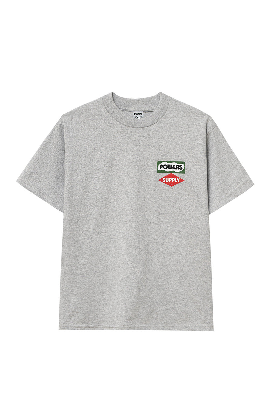 Powers Supply - Grey Vermin T-Shirt | 1032 SPACE