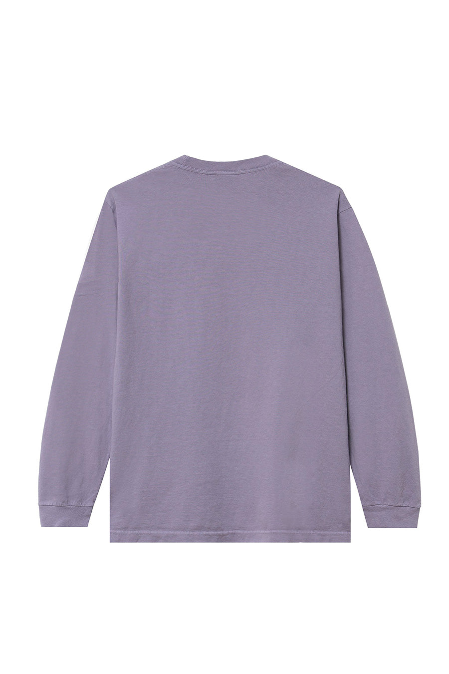 Powers Supply - Muted Plum Arch Long Sleeve T-Shirt | 1032 SPACE