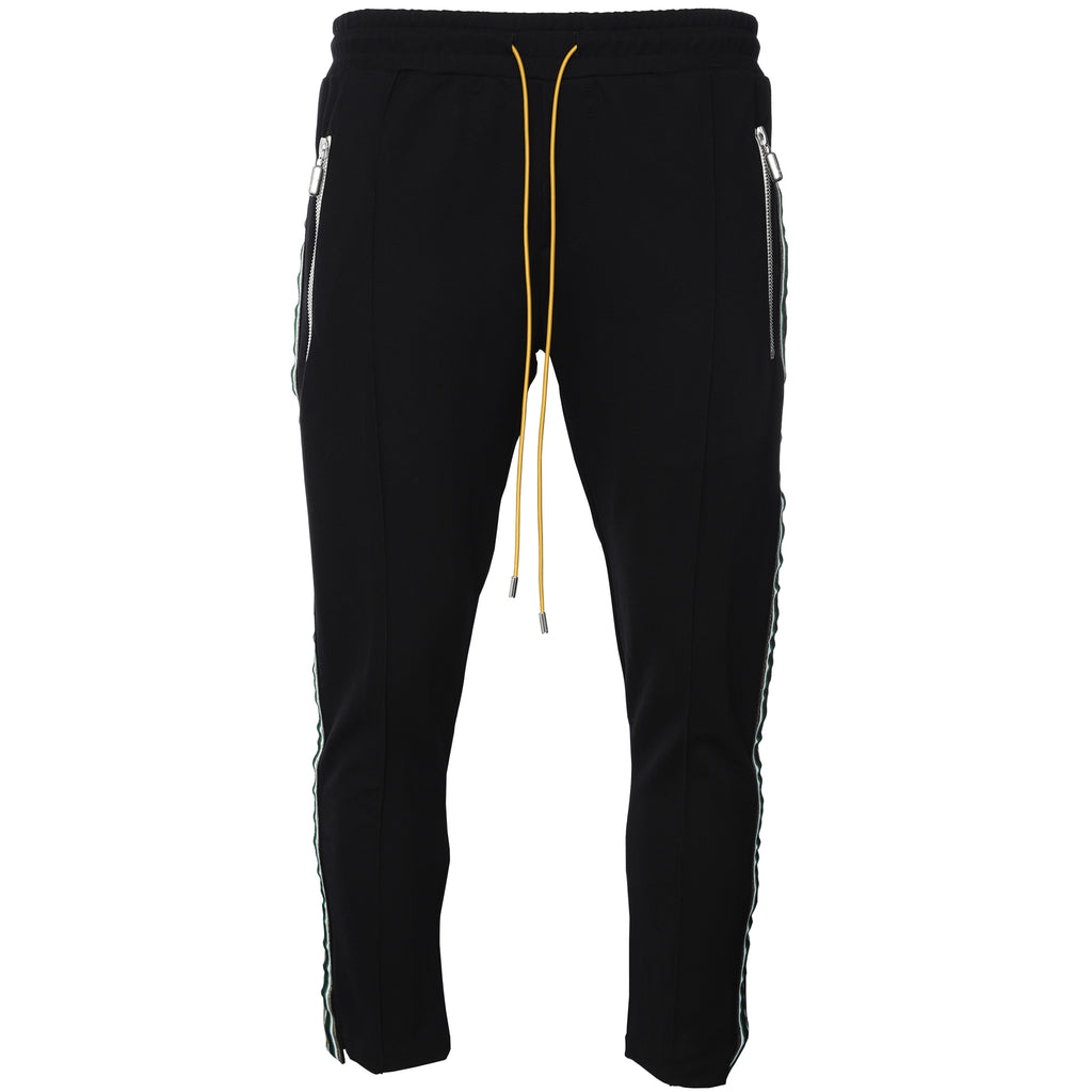 Black Traxedo Trousers