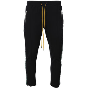 Rhude - Black Traxedo Trousers