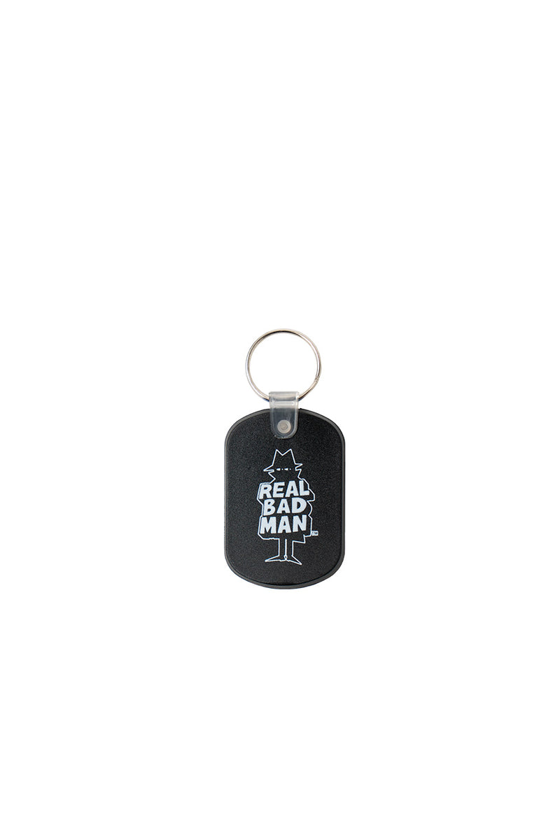 Real Bad Man - Black Guest Key Chain | 1032 SPACE