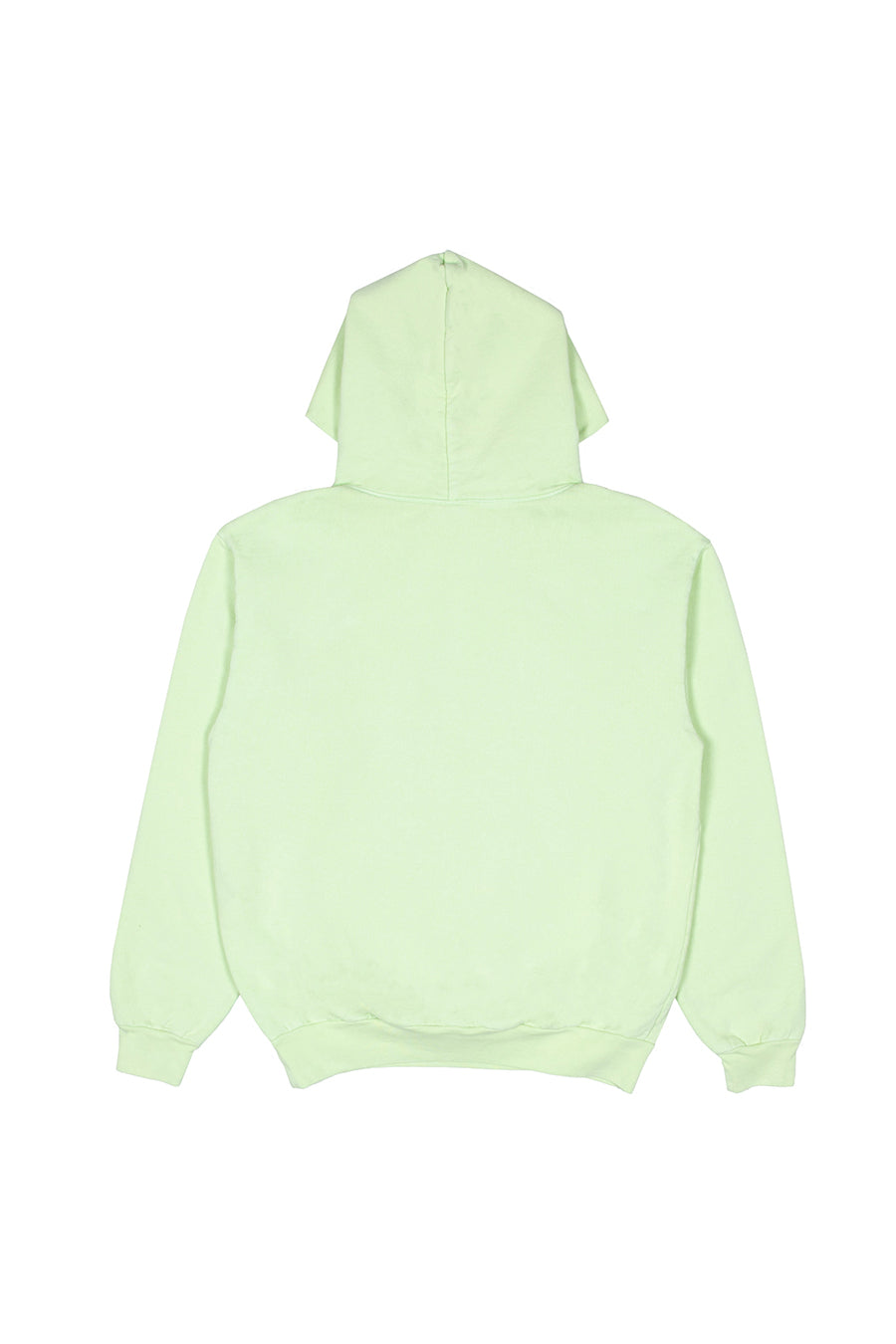 Real Bad Man - Lime Embroidered Logo Hoodie