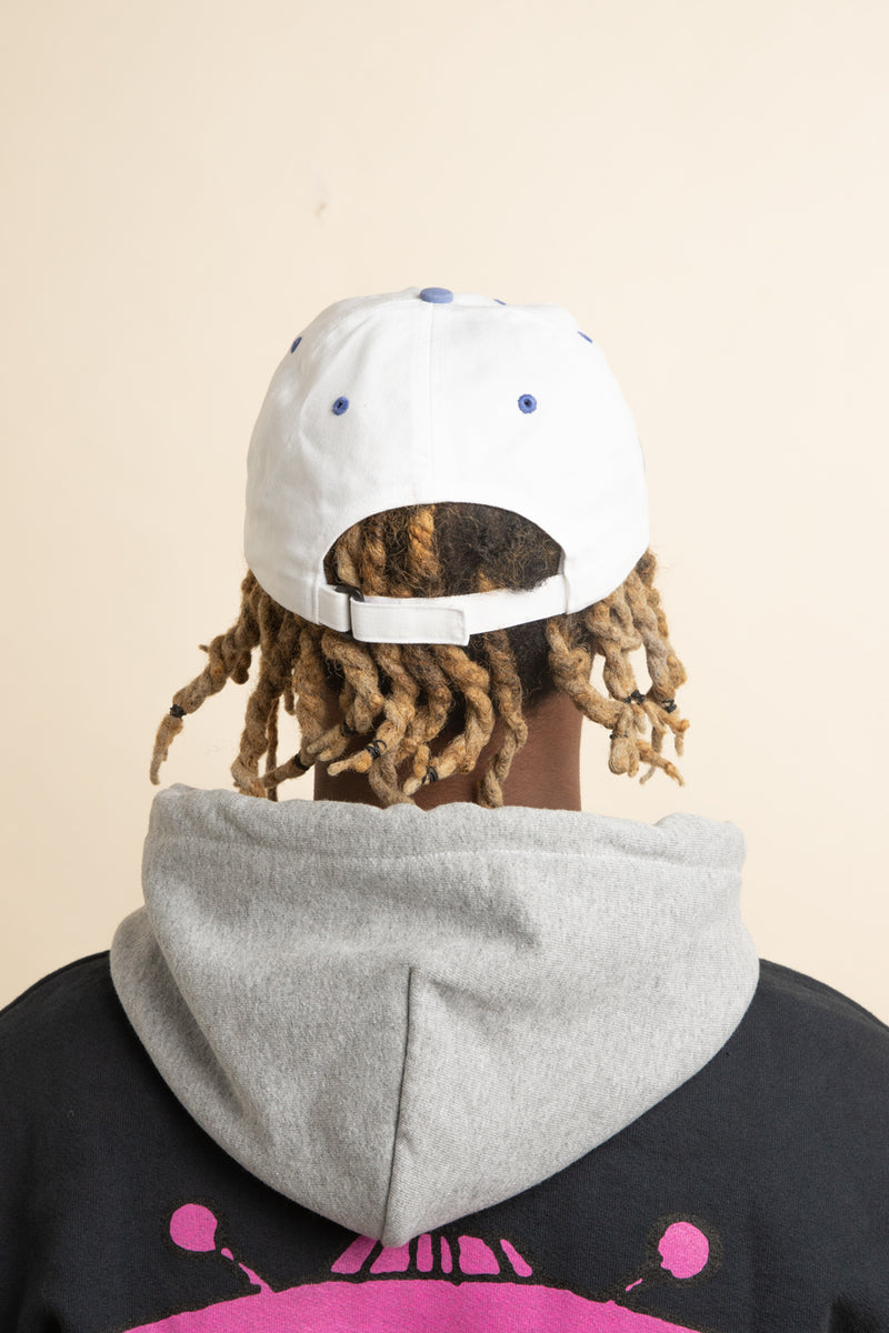 Real Bad Man - Polar Ice Cap RBM Washed Out 6 Panel