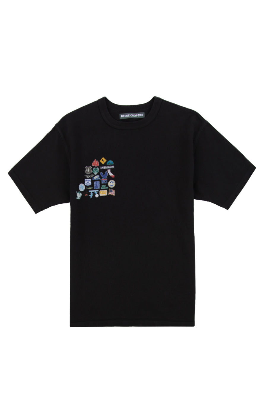 eese Cooper - Black Pins T-Shirt | 1032 SPACE