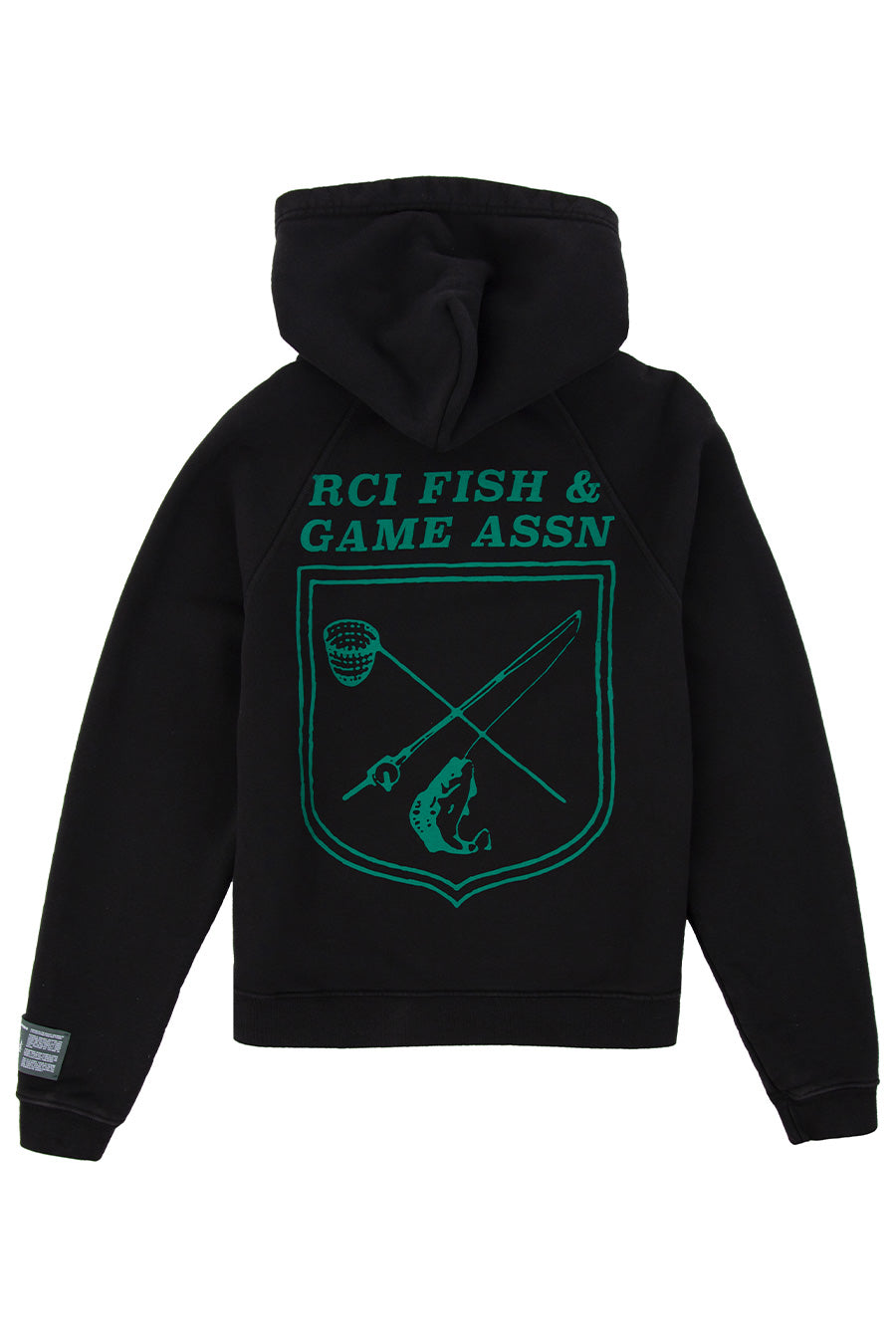 Reese Cooper - Black Piru Creek Hoodie | 1032 SPACE