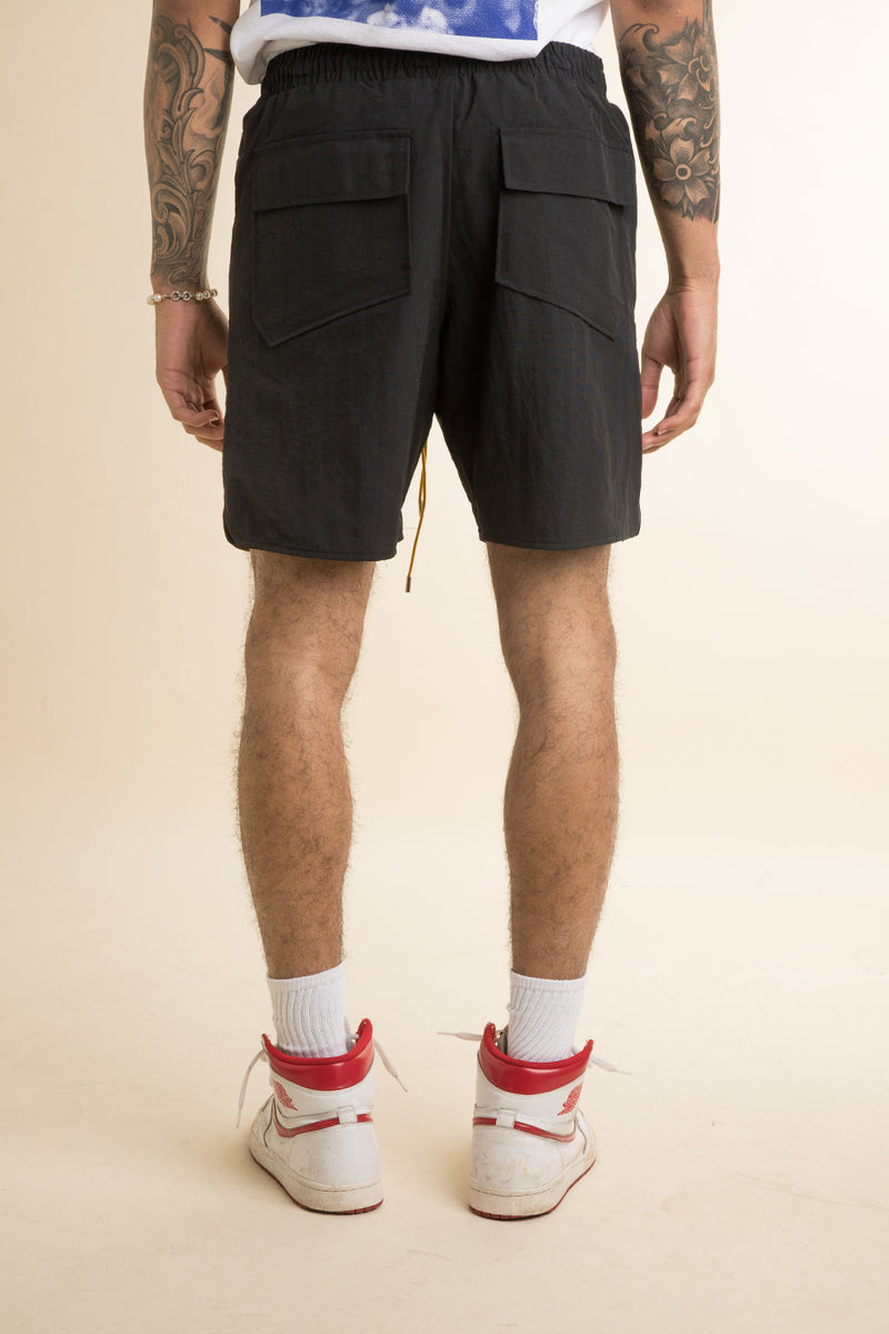 Rhude - Black RH Shorts