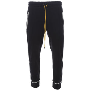 Rhude - Black Traxedo Smoking Pants