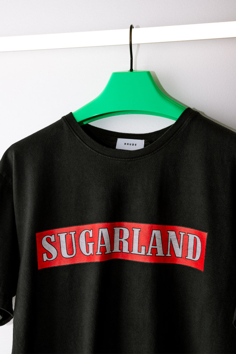 Rhude - Black Sugarland Pt.2 T-Shirt