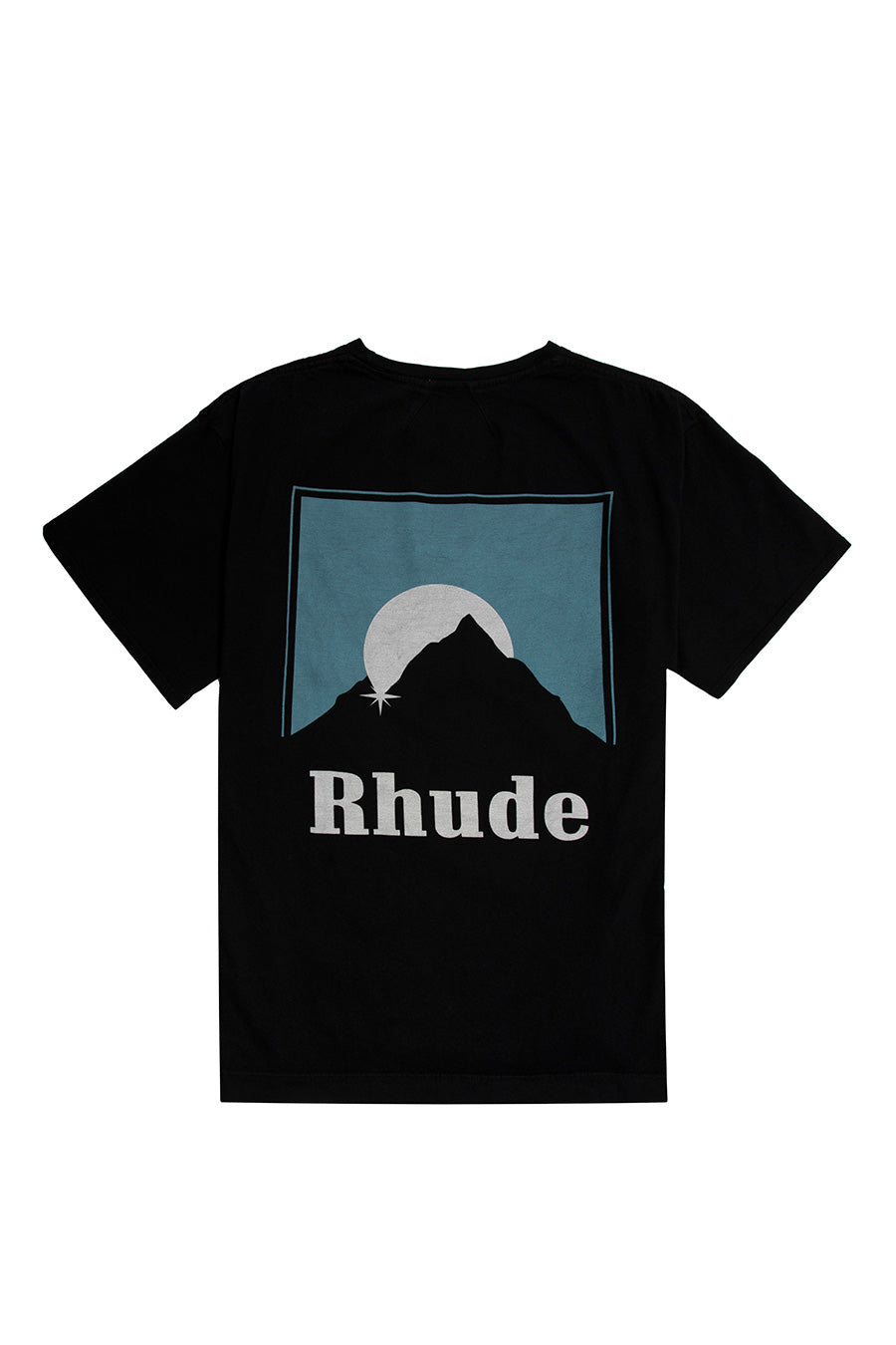 Rhude - Black Sundry T-Shirt | 1032 SPACE