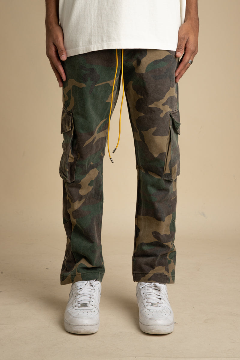 Rhude - Camo Rifle Cargo Pants