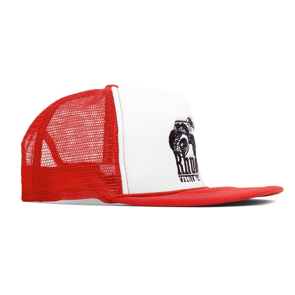 Rhude - Red Malibu Derby Trucker Hat
