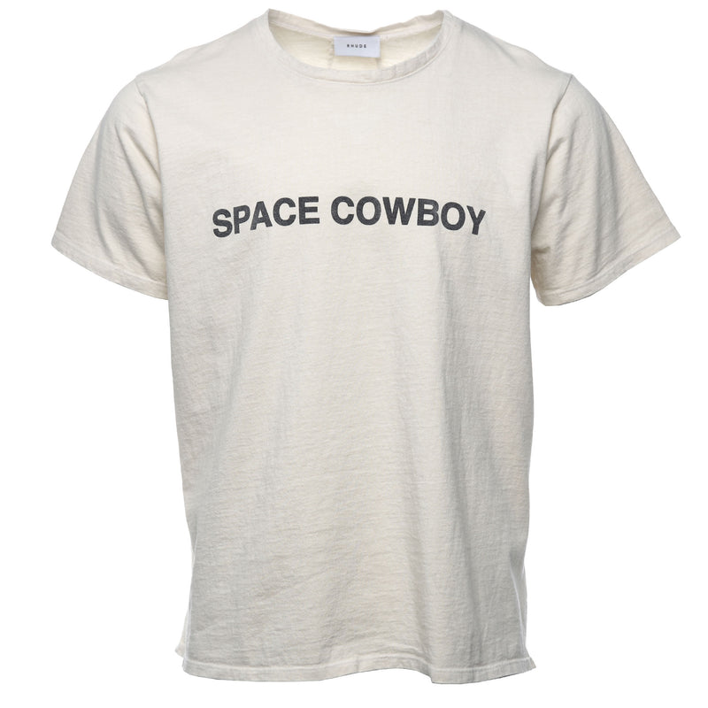 Rhue- White Space Cowboy T-Shirt