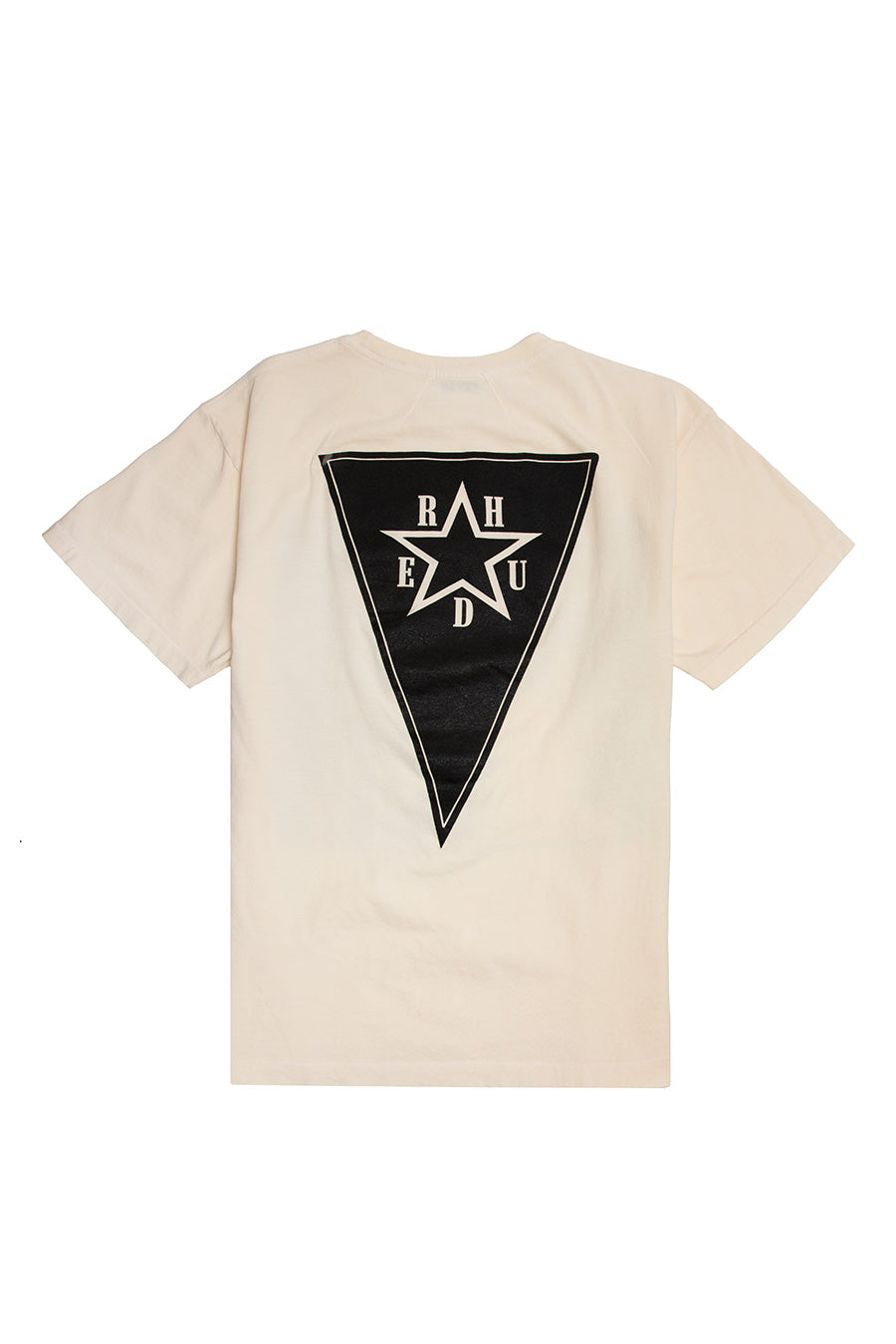 Rhude - White Post Stamp T-Shirt | 1032 SPACE