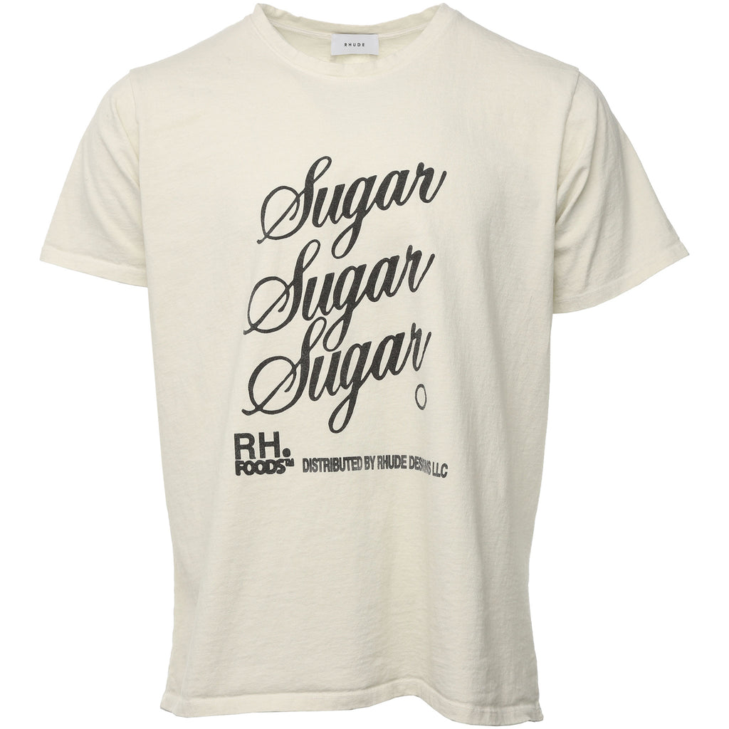 Rhude - White Sugar T-Shirt