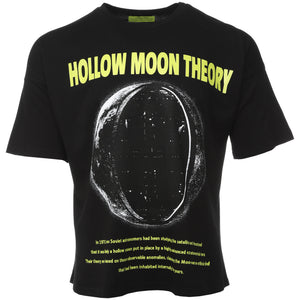 Siberia Hills - Black Hollow Moon Theory T-Shirt