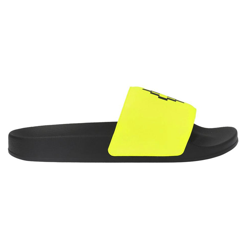 Yellow Fluorescent Cross Slider