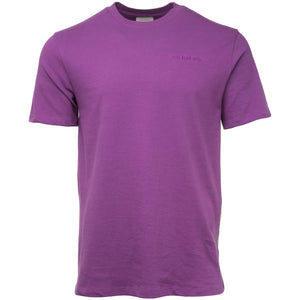 Purple ALD Logo T-Shirt