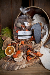 Orange Clove Potpourri - Barn Cat Mercantile, LLC