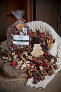 Spiced Cranberry Potpourri - Barn Cat Mercantile, LLC