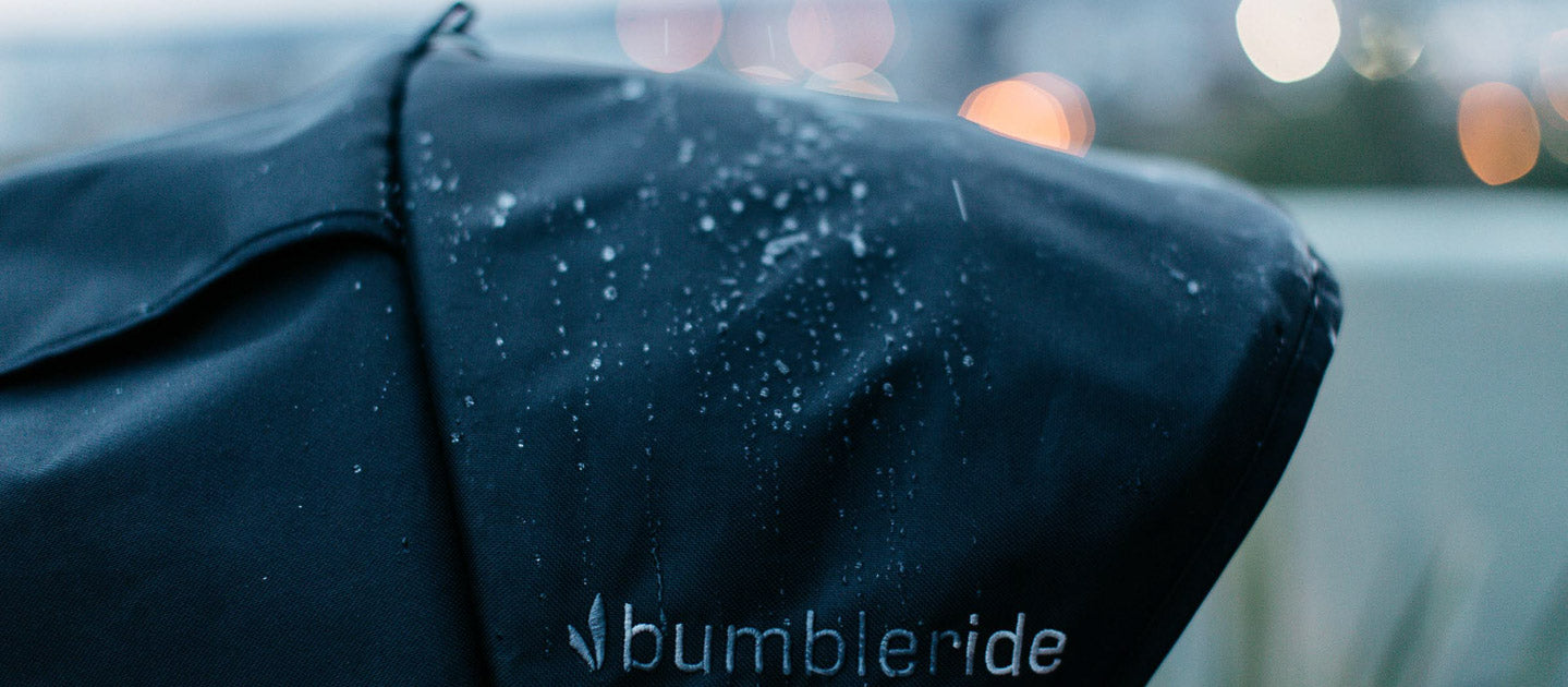 Bumbleride Eco Fabrics 100% Recycled PET
