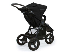 Bumbleride Indie All Terrain Stroller Matt Black Rear View