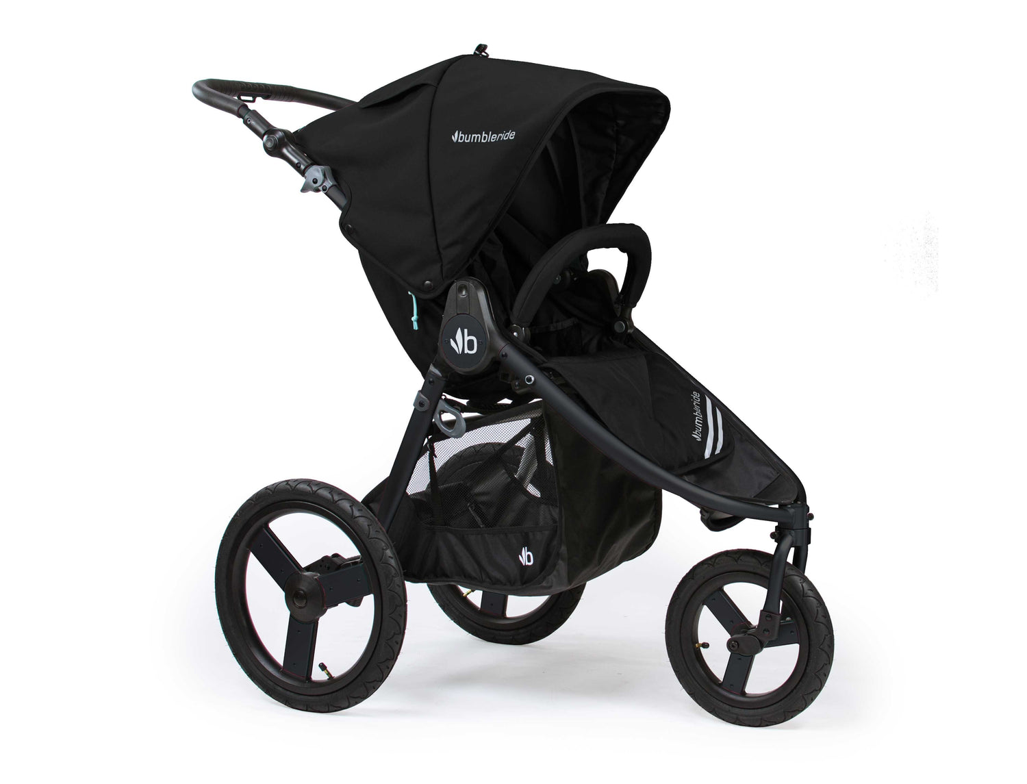 2018 Bumbleride Speed Jogging Stroller - Matte Black