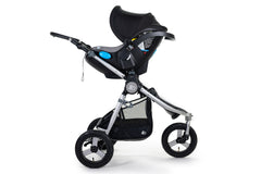 Bumbleride Indie with infant capsule Global