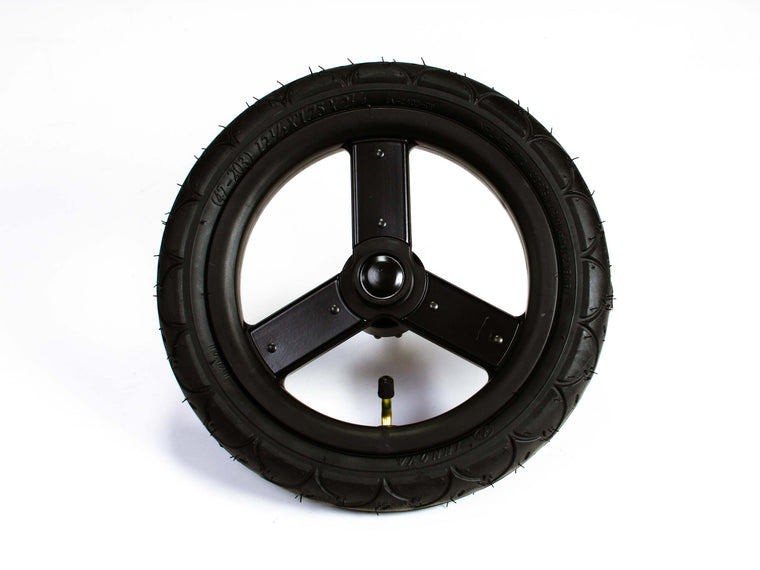 Rear Wheel Matt Black (Indie/Indie Twin 2009-2020)