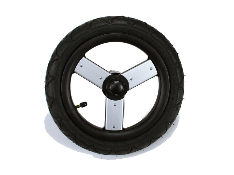 Rear Wheel Silver (Indie/Indie Twin 2009-2020)
