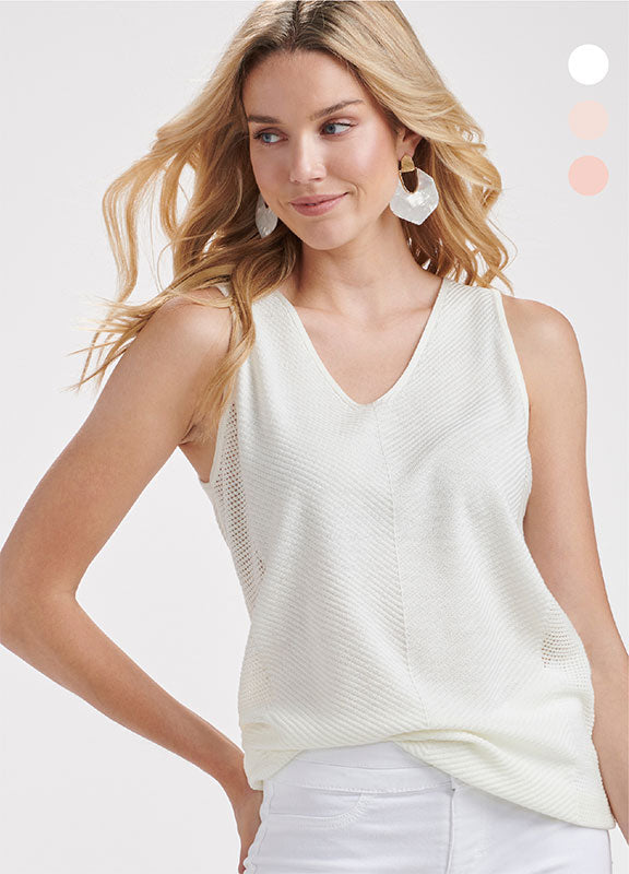 Robin Knit Tank Top