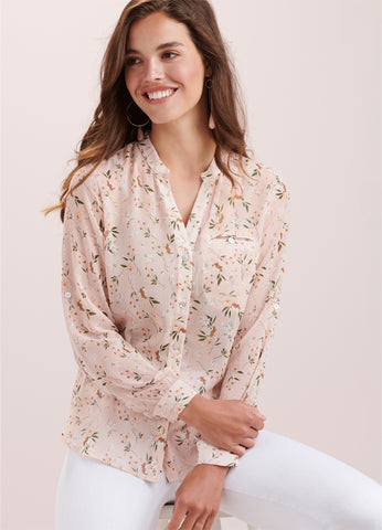 Angelica Floral Top