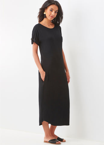 Curvy Addison Maxi Dress