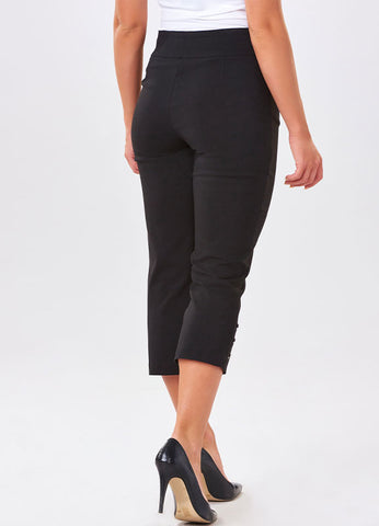 Slimming Cropped Pants